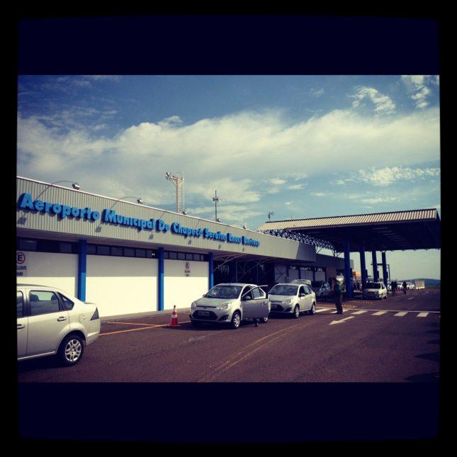 Aeroporto de Chapecó – SC