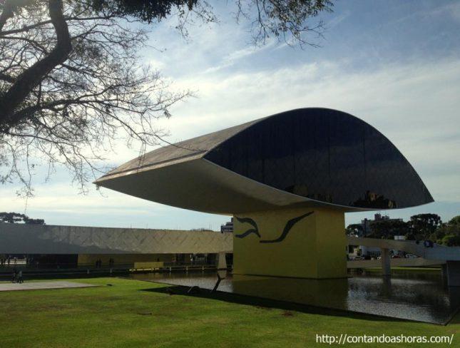 Museu Oscar Niemeyer celebra 10 anos!