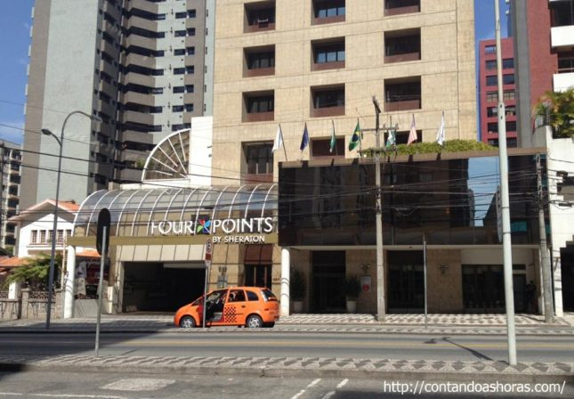 Curitiba: Brunch @ Four Points by Sheraton