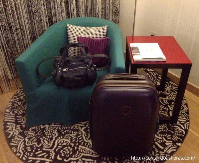 É possível passar 30 dias na Europa com apenas uma bagagem de mão????