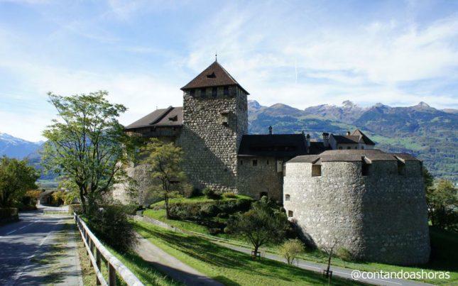 Liechtenstein: um dia em um dos países mais ricos do mundo!