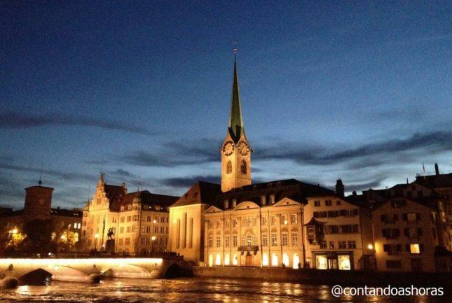 Zurique: Informações práticas
