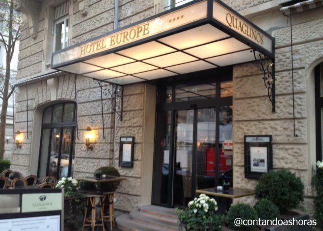 Hotel em Zurique