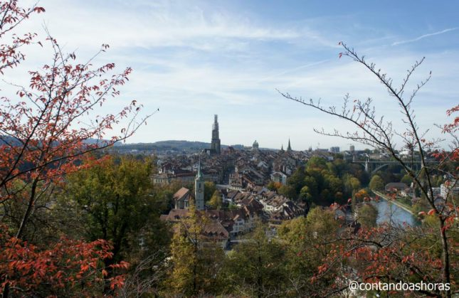 """Berna: a """"desconhecida"""" capital da Suíça"""