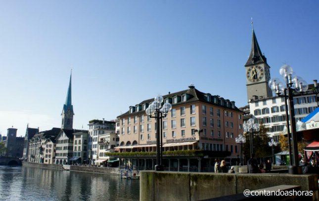 Zurique: A cidade mais sofisticada da Suíça