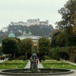 Chegando em Salzburgo