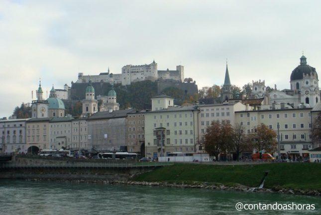 Salzburgo, a cidade de Mozart