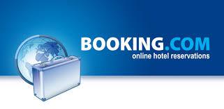 Primeira parceria do blog através da RBBV: Booking.com