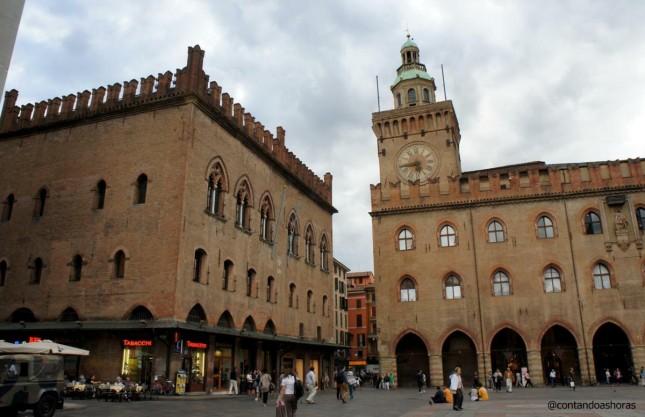 Bolonha – A Cidade dos Pórticos