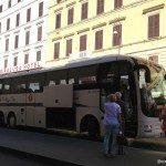 Voando Alitalia pela primeira vez, Como ir do Aeroporto de Fiumicino até o centro de Roma e vice-versa e Onde deixar a mala na Estação Termini