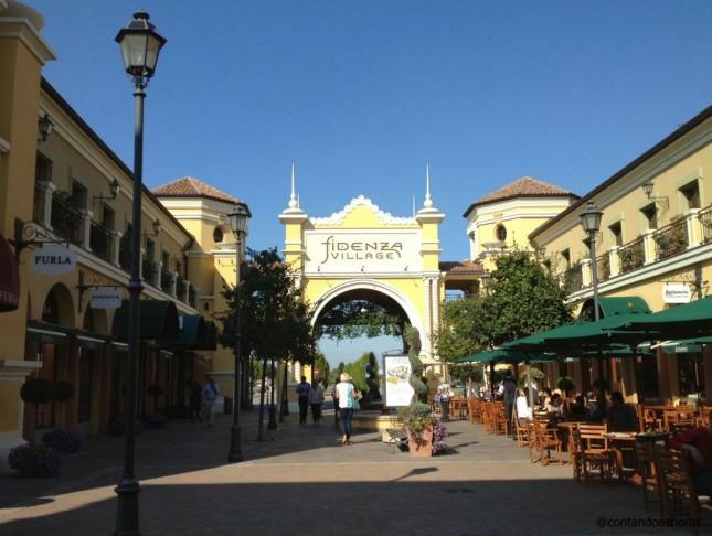 Fidenza Village: o outlet entre Bolonha e Milão