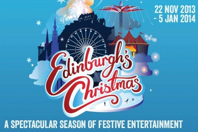 Edimburgo – Guia completo sobre o Natal e o Hogmanay 2013