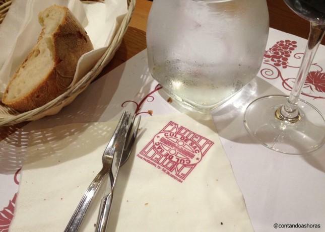 Roma – Restaurante e Enoteca Cul de Sac