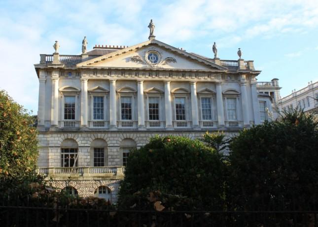 Londres: Uma visita a Spencer House, a casa pertencente a família da Princesa Diana