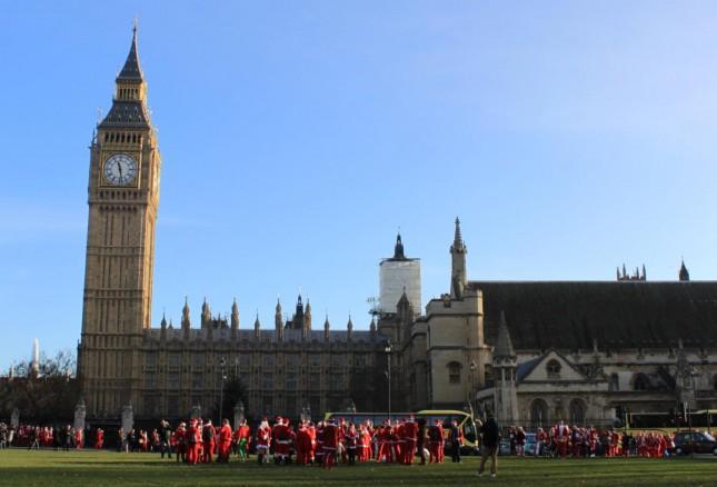 Pugin Room, no Parlamento Britânico – Onde é servido a mais nova opção de Chá da Tarde em Londres