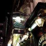 O melhor Fish and Chips de Londres: Paxton's Head