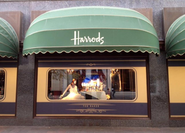 Dica de Restaurante em Londres – The Steakhouse @ Harrods
