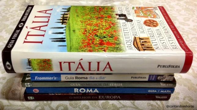 Próxima viagem: Itália 2014