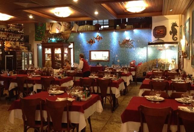 Dica em Porto Alegre: Restaurante Pampulhinha