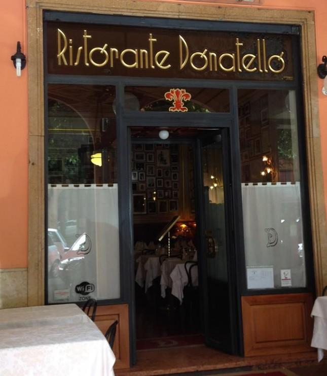 Dica de Restaurante em Bolonha: Ristorante Donatello