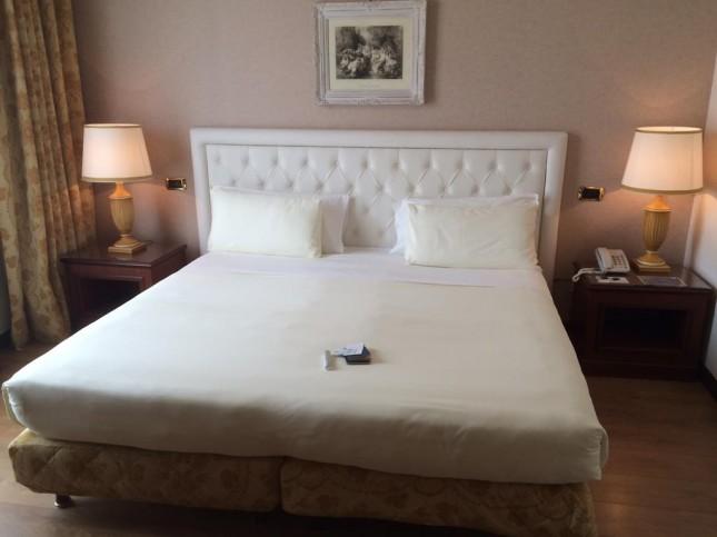 Dica de Hotel em Bolonha: Hotel Internazionale