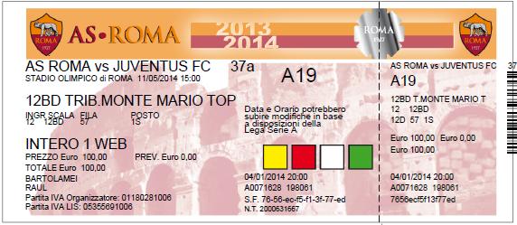 Jogo de futebol no Estádio Olímpico de Roma: Roma x Juventus