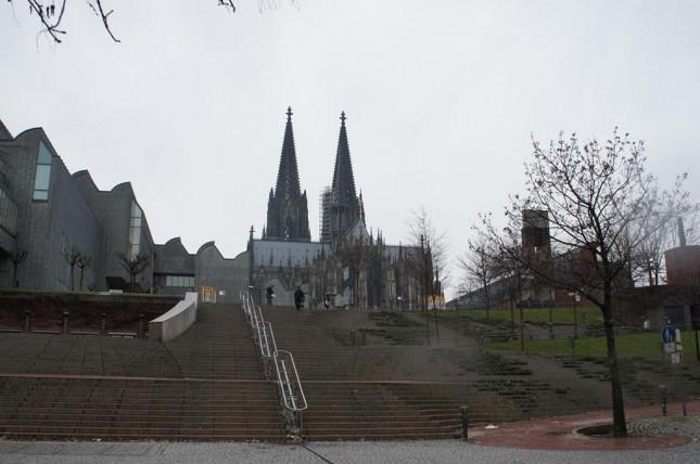 Alemanha: Roteiro de 1 dia em Colônia