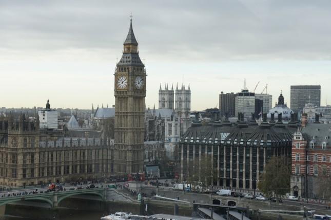 Próxima viagem: Londres e Escócia 2014