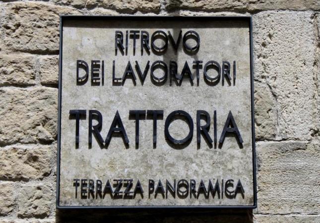 Dica em San Marino: Ristoranti Ritrovo dei Lavoratori