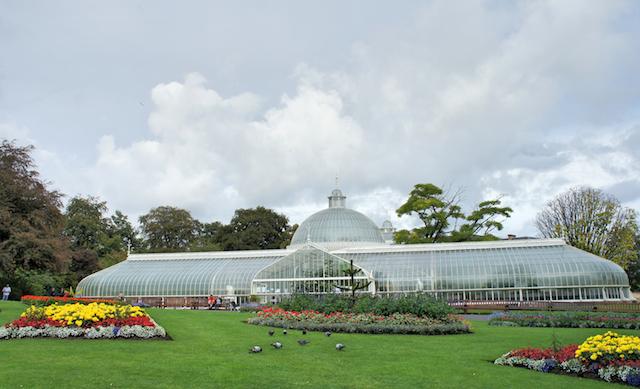 Glasgow: Jardim Botânico