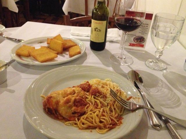 Dica de Restaurante em Floripa: Macarronada Italiana