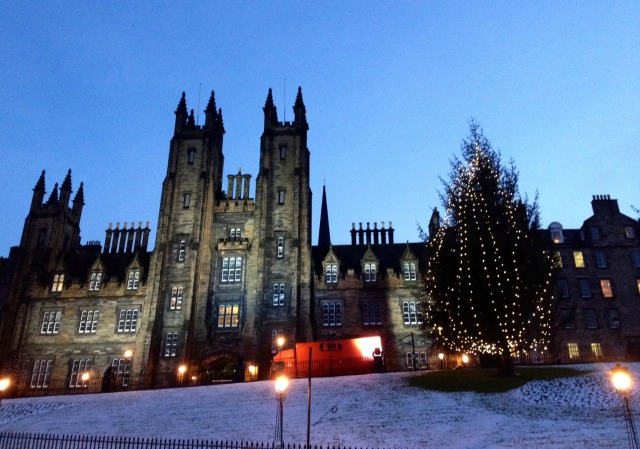 Festivais de Inverno de Edimburgo 2014: Light Night, St Andrew's Day, Christmas e Hogmanay