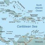 Caribe: A temporada dos furacões