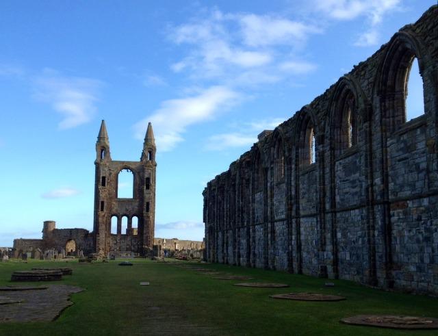 Escócia: Cinco atrações imperdíveis em St Andrews – a terra do Golf e da Universidade mais antiga da Escócia