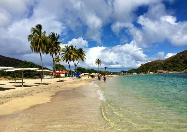 Um tour pela ilha de St Kitts