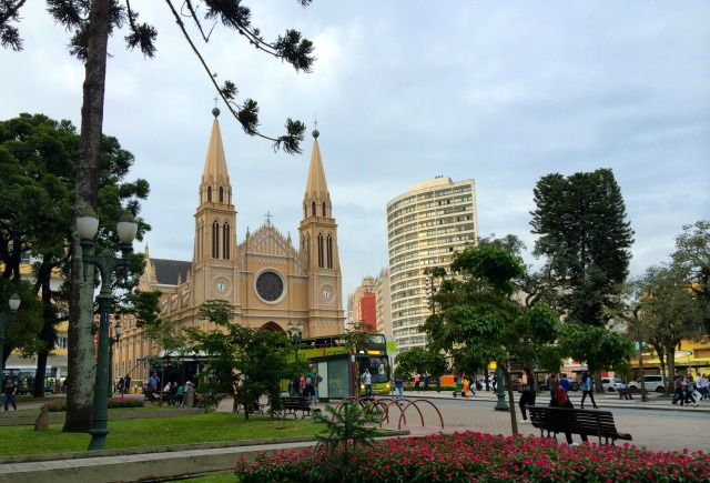 Curitiba: Catedral Metropolitana
