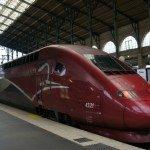 Viajando no trem Thalys: de Paris a Colônia
