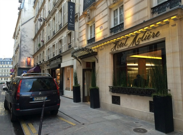 Dica de Hotel em Paris: Hotel Molière