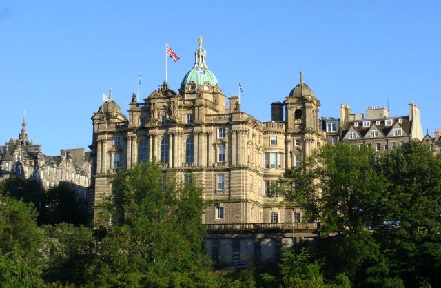 Edimburgo: Os hotéis 4 estrelas