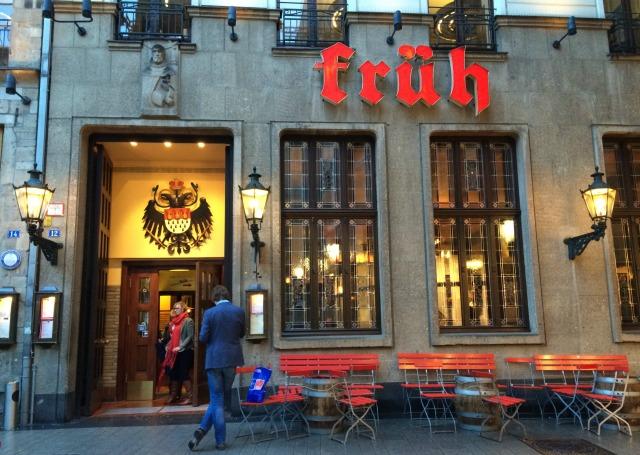 Colônia: Cervejaria Hofbräu Früh