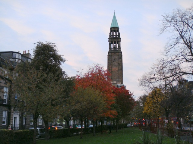 Edimburgo: Os hotéis 3 estrelas