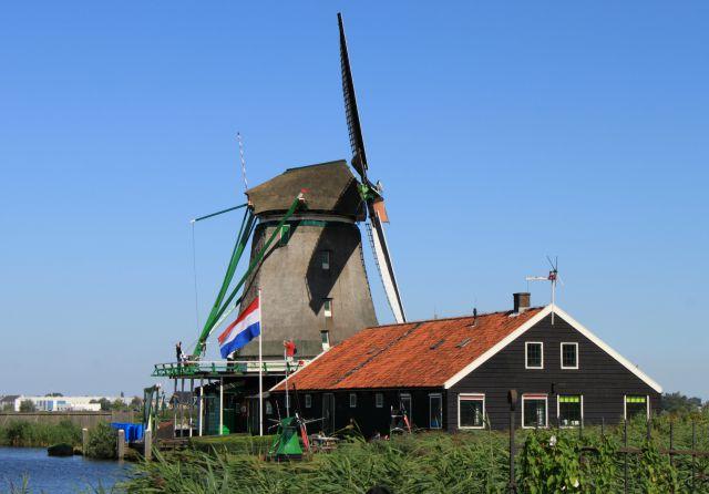 Holanda: Zaanse Schans