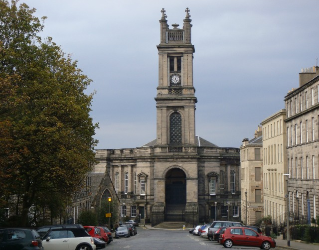 O Lado B de Edimburgo: A tranquilíssima região de Stockbridge