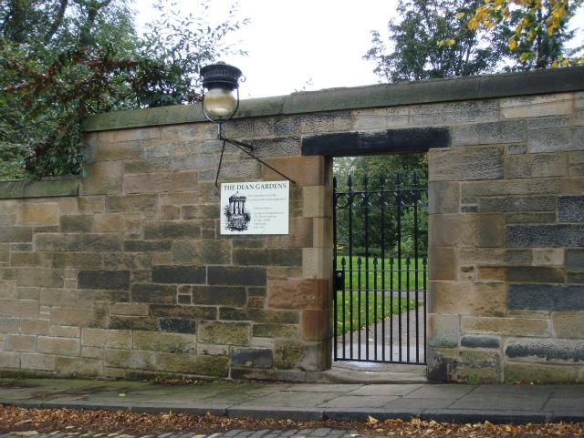 O Lado B de Edimburgo: Os parques privados