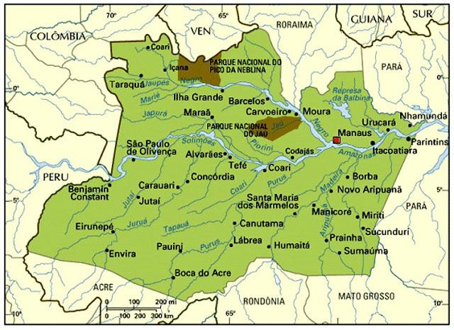 Próxima viagem: Manaus e Floresta Amazônica