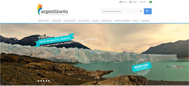 Argentina 4U: A nova parceria do blog para reservas de passeios nas principais cidades turísticas da Argentina