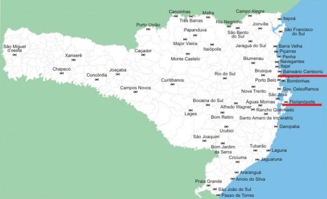 Próxima Viagem: Balneário Camboriú