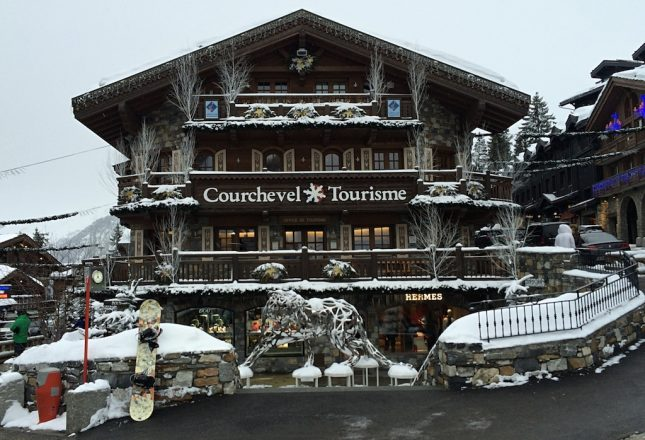 Courchevel: a Estação de Ski mais badalada do mundo