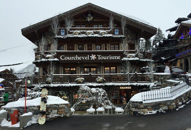 Courchevel: a Estação de Ski mais badalada do mundo