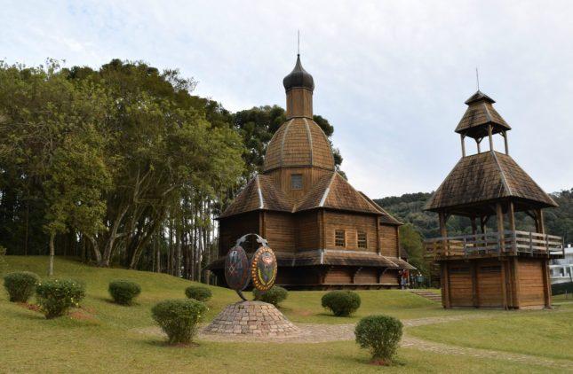 Curitiba: Memorial Ucraniano